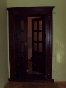 Замовити дерев'яні двері в Івано-Франківську