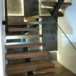 Дерев'яні сходи 38